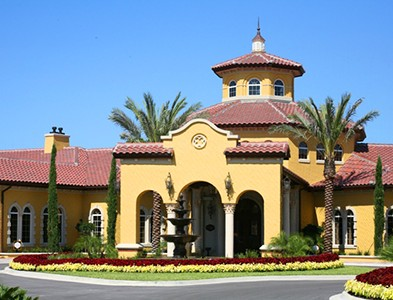 Sweetwater by Del Webb – Florida 55+ Communities - Clubhouse exterior at Sweetwater by Del Webb in Jacksonville, Florida