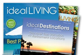 Subscribe TODAY for Your Free Copy of the Ideal-Living Magazine, Delivered Directly to Your Door.