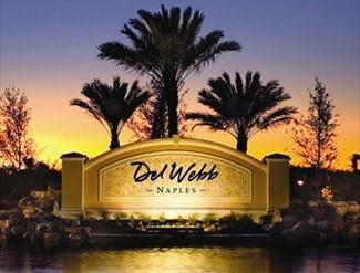 Florida Gated Golf Communities Del Webb Naples Del