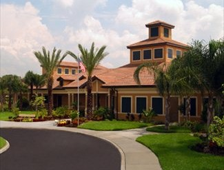 Florida 55+ Communities | Del Webb Southshore Falls | Clubhouse