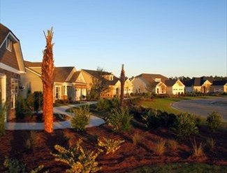 South Carolina Gated Communities | Hilton Head Lakes Street View South Carolina Retirement Communities | Hilton Head Lakes | Best Places to Retire in SC