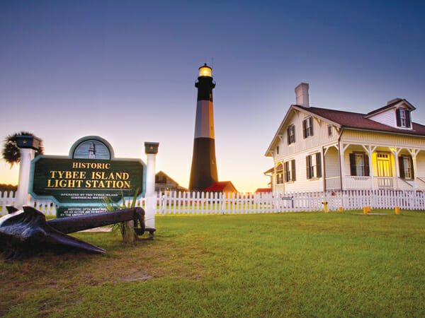 Lighting the Way: Lighthouses of the Southern Coast
