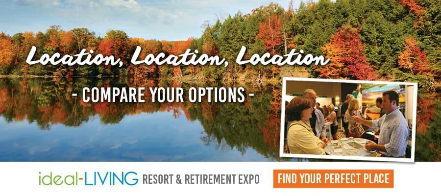 Sign Up for Resort and Retirement Expos