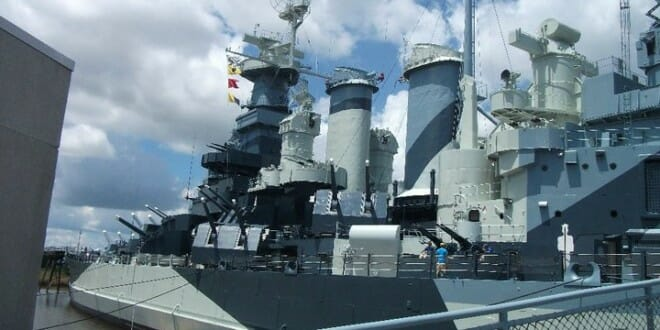 Battleships of the South