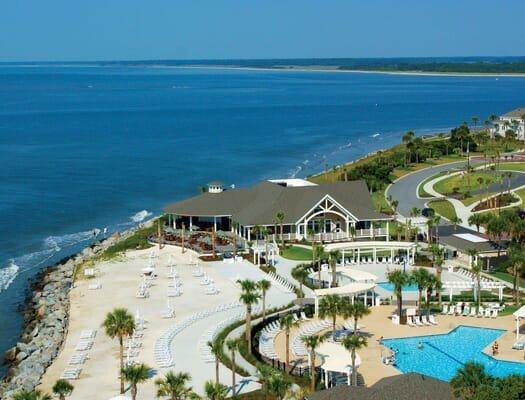 Private Beach Communities In South Carolina