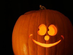 Fall_PumpkinSmiling