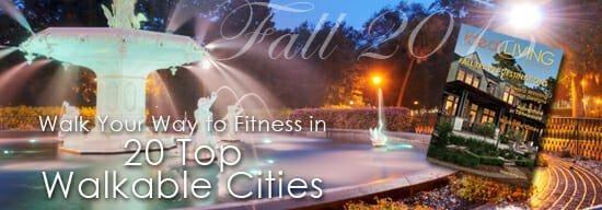 Top Walkable Cities