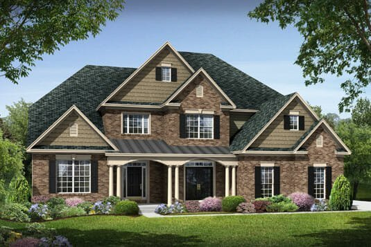 The Retreat at Reedy Creek – North Carolina Luxury Homes