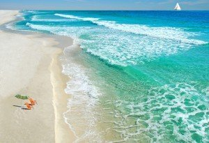 Weeki Wachee Beach | Best Places to Retire in Florida