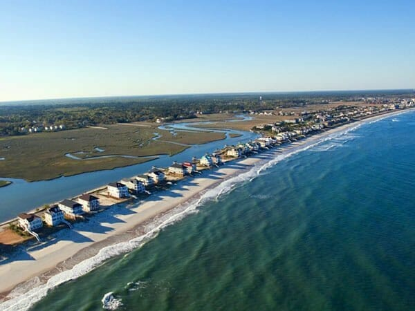 South Carolina Barrier Island Resorts