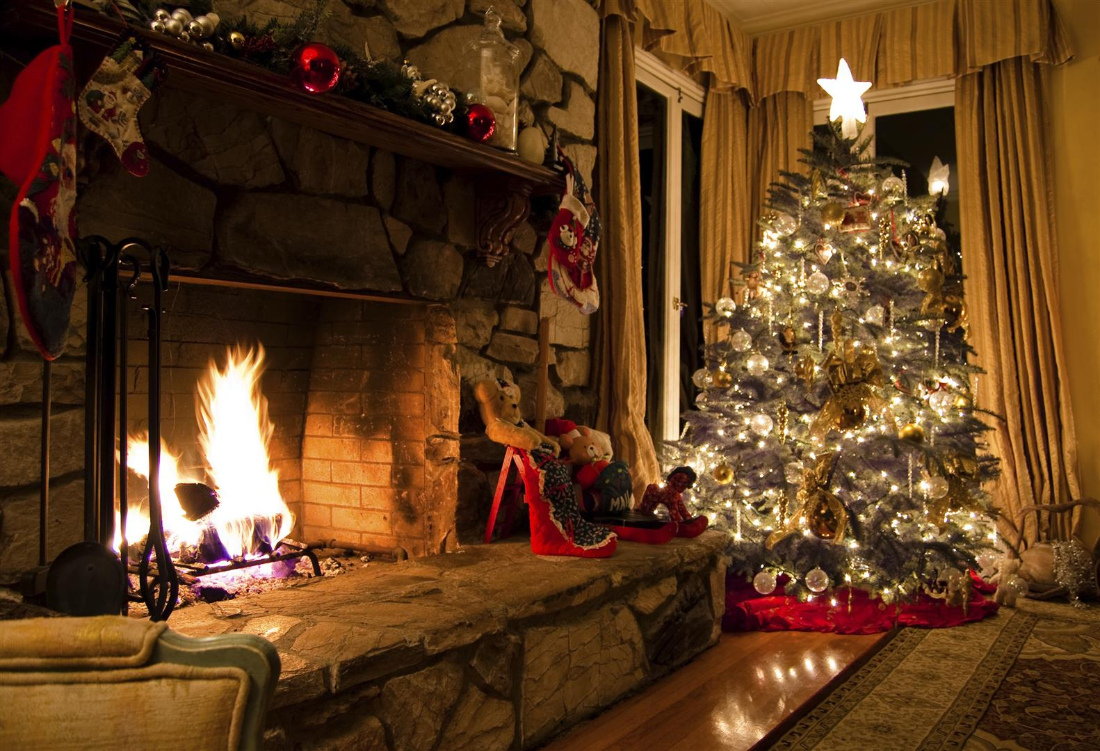 holiday decor for where you are on the map