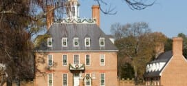 Living in a History Museum: Williamsburg, VA