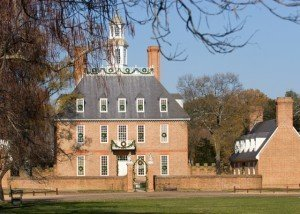 Williamsburg VA Governor's Palace | Where to Retire