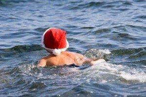 santa swim (Large)