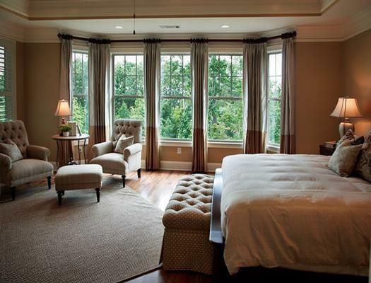 soleil bedroom