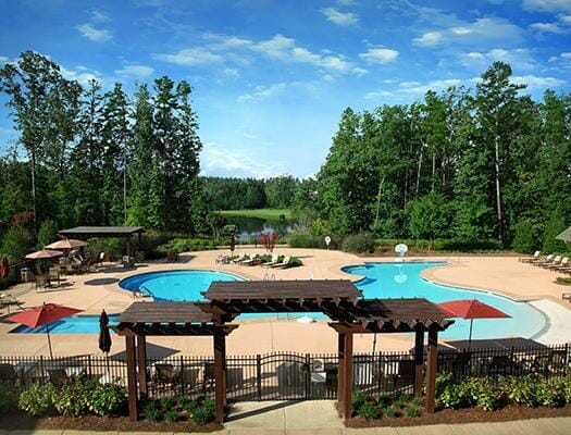 GA Gated Communities | SLC swiming pool