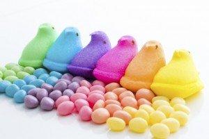Colorful Peeps