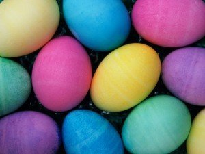Decorate Those Eggs!