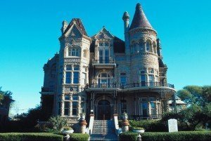 Bishop's Palace - Galveston, TX