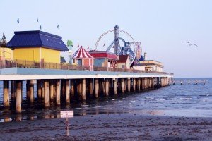 Pleasure Pier_Galveston