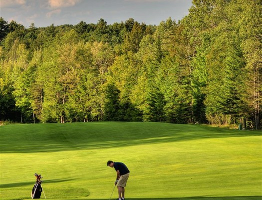 Eastman Community Association golfing