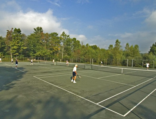 Eastman Community Association tennis