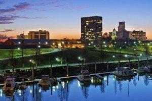 Downtown Augusta, GA