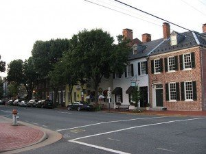 Historic Downtown Fredericksburg VA -Photo by Ken Lund - Albert Herring - Wikipedia