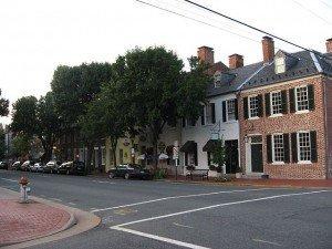 Historic Downtown Fredericksburg VA -Photo by Ken Lund - Albert Herring - Wikipedia