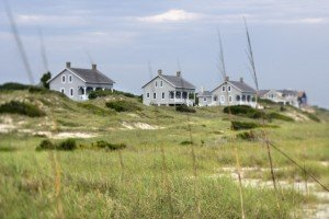 Beach Houses, Bald Head Island
