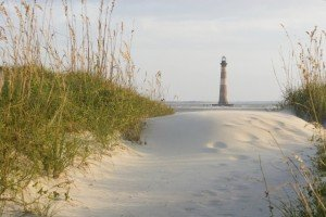 Morris Island Lighthouse, Folly Beach