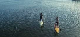 All the Rave – Stand Up Paddleboarding Takes Mid-lifers By Storm