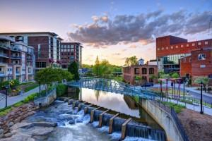 Best Places to Retire - South Carolina - Lake Keowee - Downtown District, Greenville