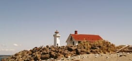 Lighthouses: East and West