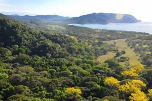 Costa Rica, Tambor Mountians