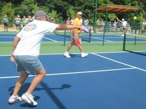 Active Adult Communities in Tennessee - Tellico Village - Pickleball