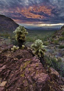 Best Places to Retire - Arizona - Gates Pass - Sunsets