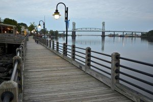 North Carolina Communities - Walkable Cities - Wilmington NC - Riverwalk