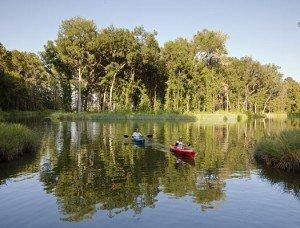Georgia Retirement Communities - WaterWays Township - Kayak