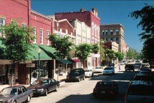 Best places to retire in North Carolina - New Bern - Carolina Colours - Pepsi