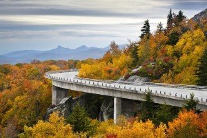 Best Places to See Fall Color - Blue Ridge Parkway - North Carolina - Virginia