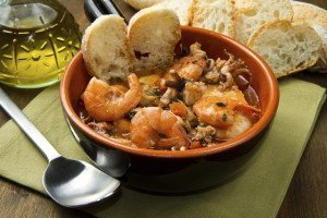 National Seafood Month - Best Places to Get Seafood - Seafood Jambalaya