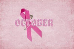 Breast Cancer Awareness Month - October - Think Pink