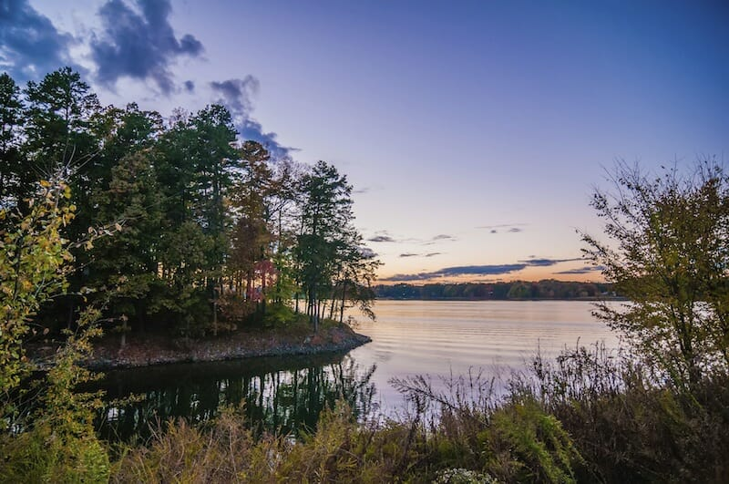 New Homes On Lake Wylie