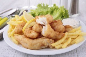 National Seafood Month - Best Places to get Seafood - Fish and chips - Best Places to Retire