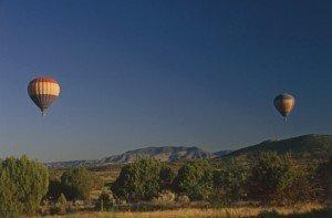 Arizona - Trilogy at Vistancia - Hot Air Balloon Ride