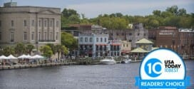 Wilmington Named America's Best Riverfront by USA Today