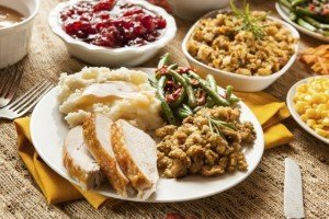 Thanksgiving Dinner - Healthy Eating Tips - Holiday - Thansgiving
