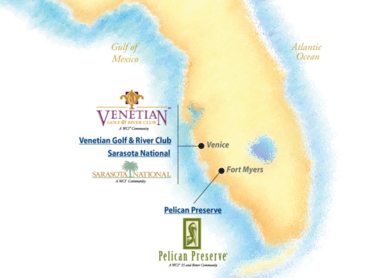 Explore WCI Communities Florida