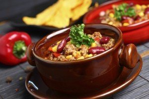 Bowl of Chili - Chili Recipes - Winter Recipes